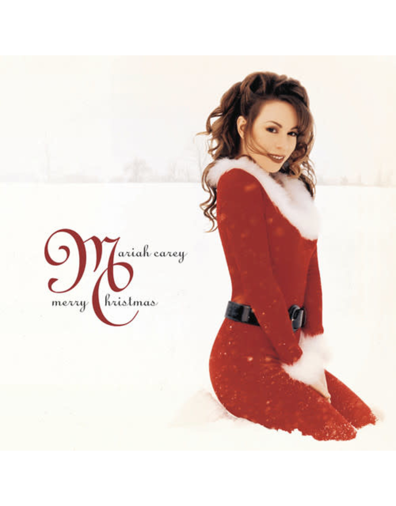 New Vinyl Mariah Carey - Merry Christmas (Colored) LP