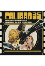 New Vinyl Calibro 35 - S/T 2LP