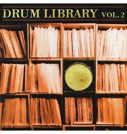 New Vinyl DJ Paul Nice - Drum Library Vol. 2 LP