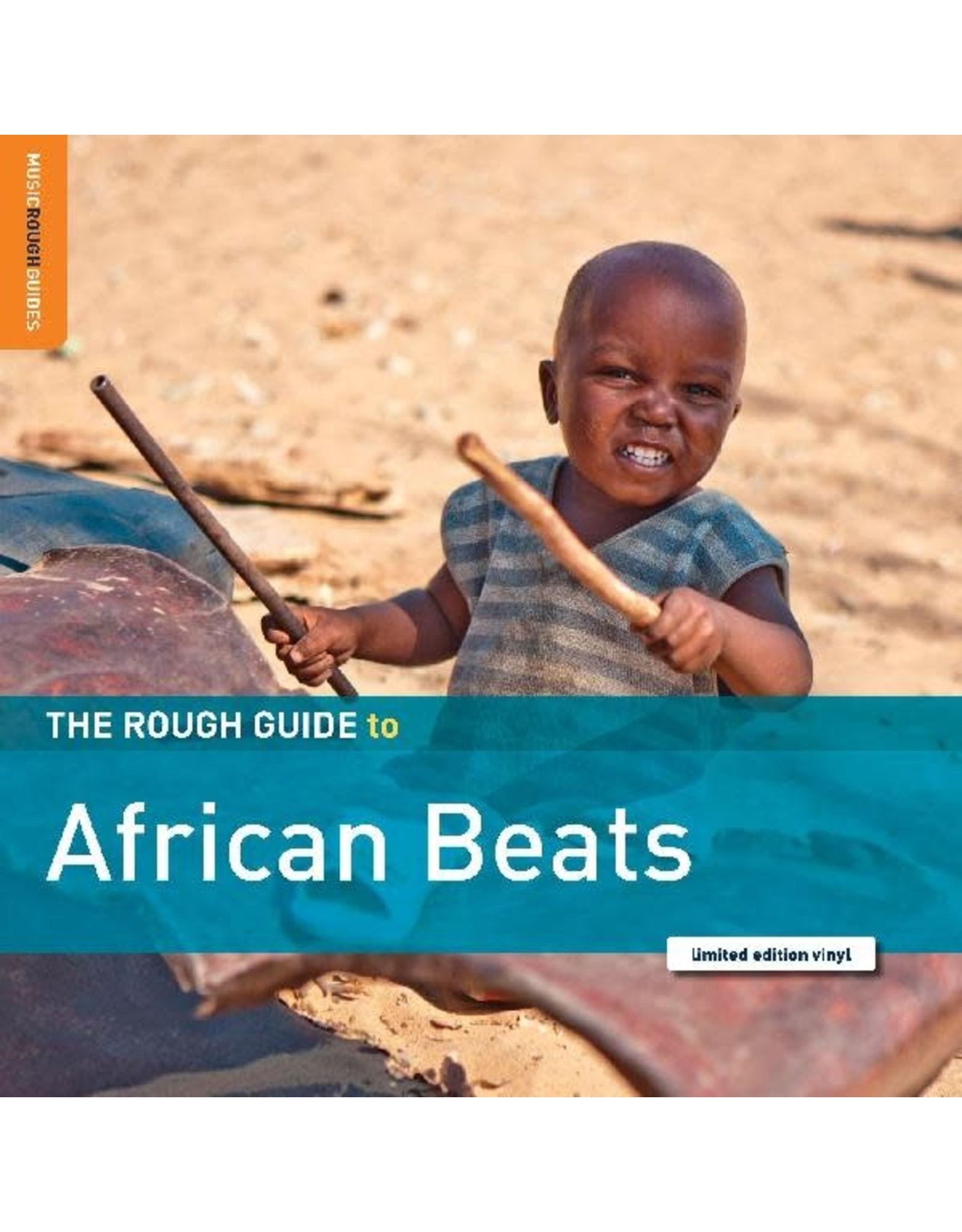New Vinyl Various - Rough Guide To African Beats LP