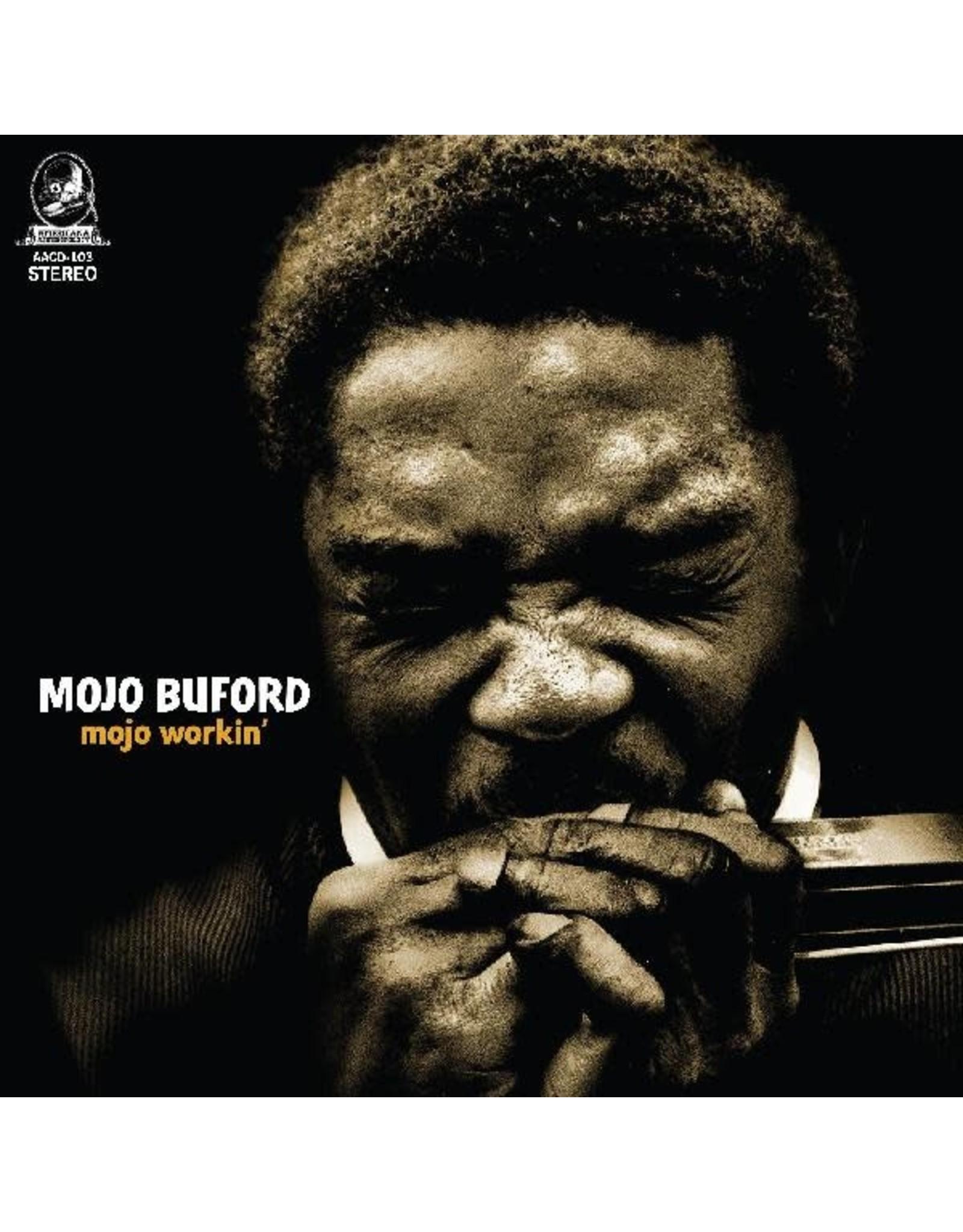 New Vinyl Mojo Buford - Mojo Workin' LP