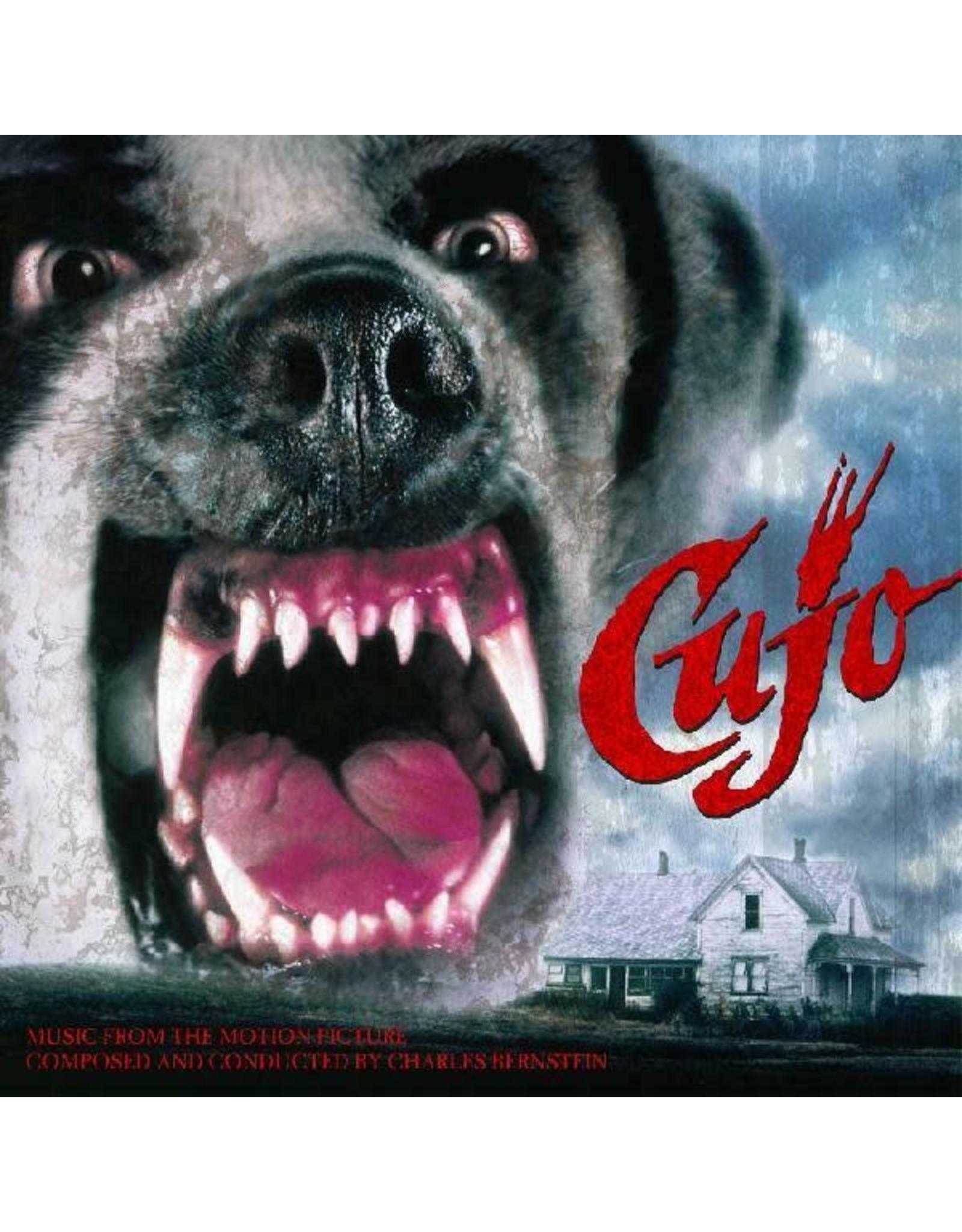 New Vinyl Charles  Bernstein - Cujo OST (Colored) LP