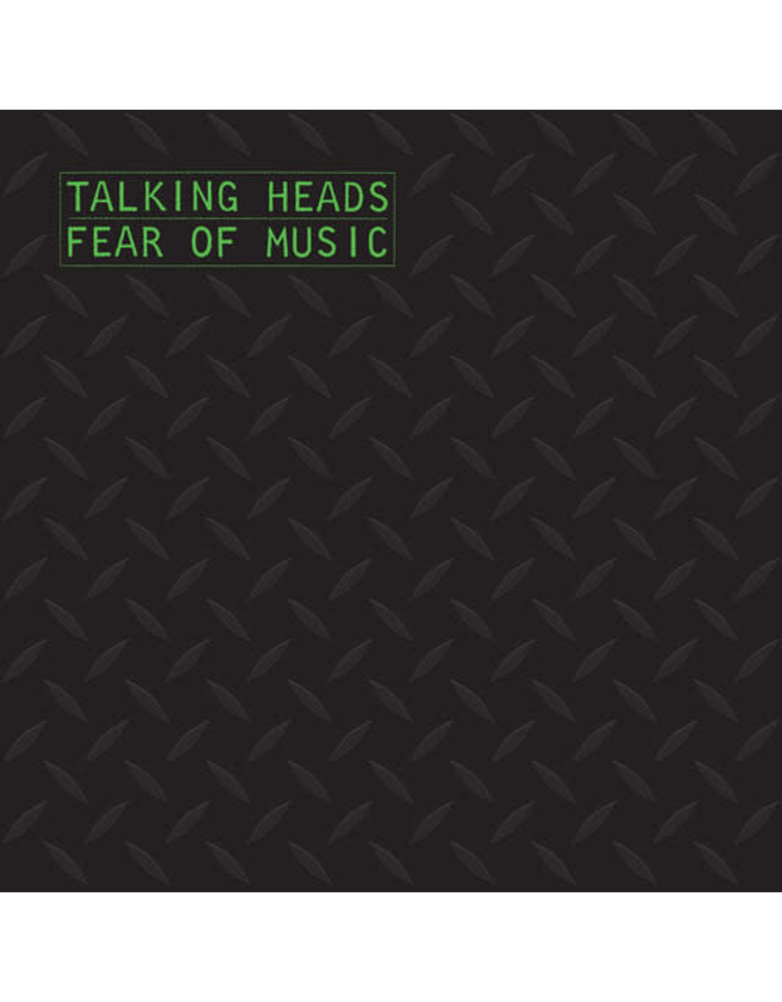 New Vinyl Talking Heads - Fear Of Music (Colored) LP