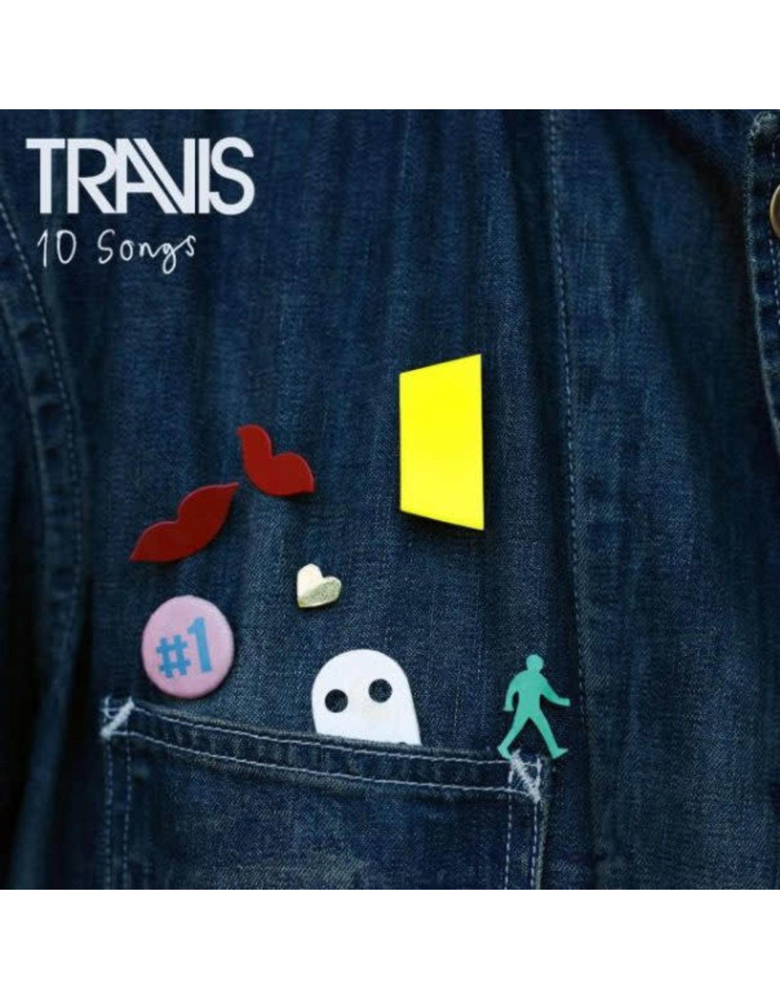 New Vinyl Travis - 10 Songs LP