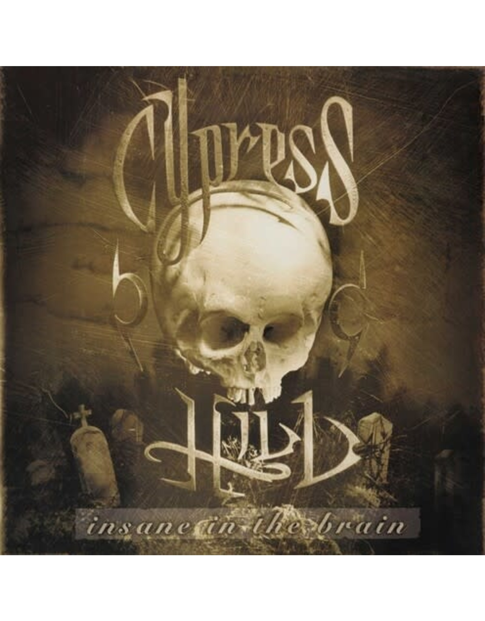 "New Vinyl Cypress Hill - Insane In The Brain 7"""