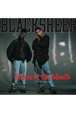 New Vinyl Black Sheep - Flavor Of The Month 7""