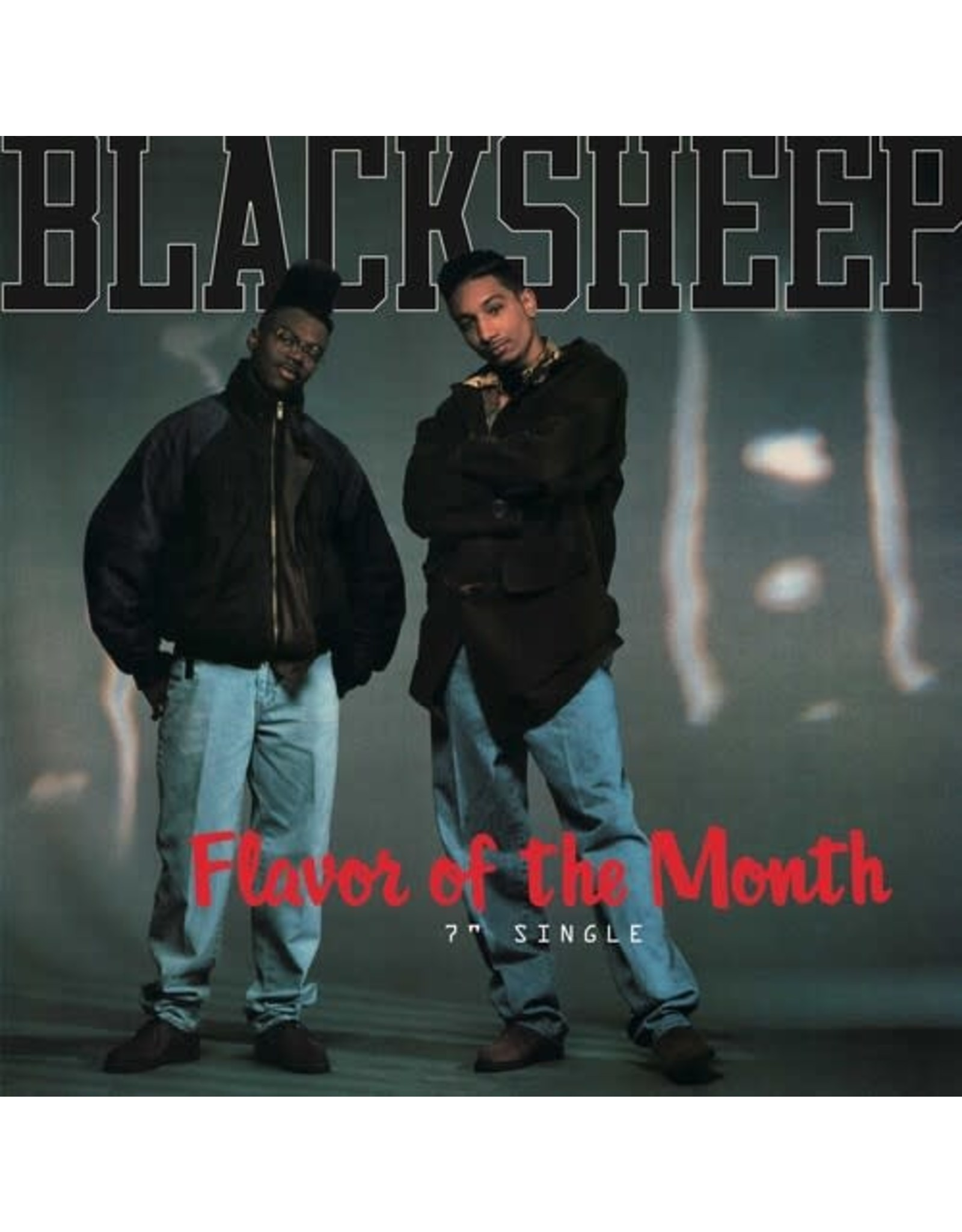 """New Vinyl Black Sheep - Flavor Of The Month 7"""""""