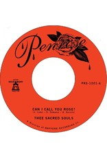 """New Vinyl Thee Sacred Souls - Can I Call You Rose b/w Weak For Your Love 7"""""""