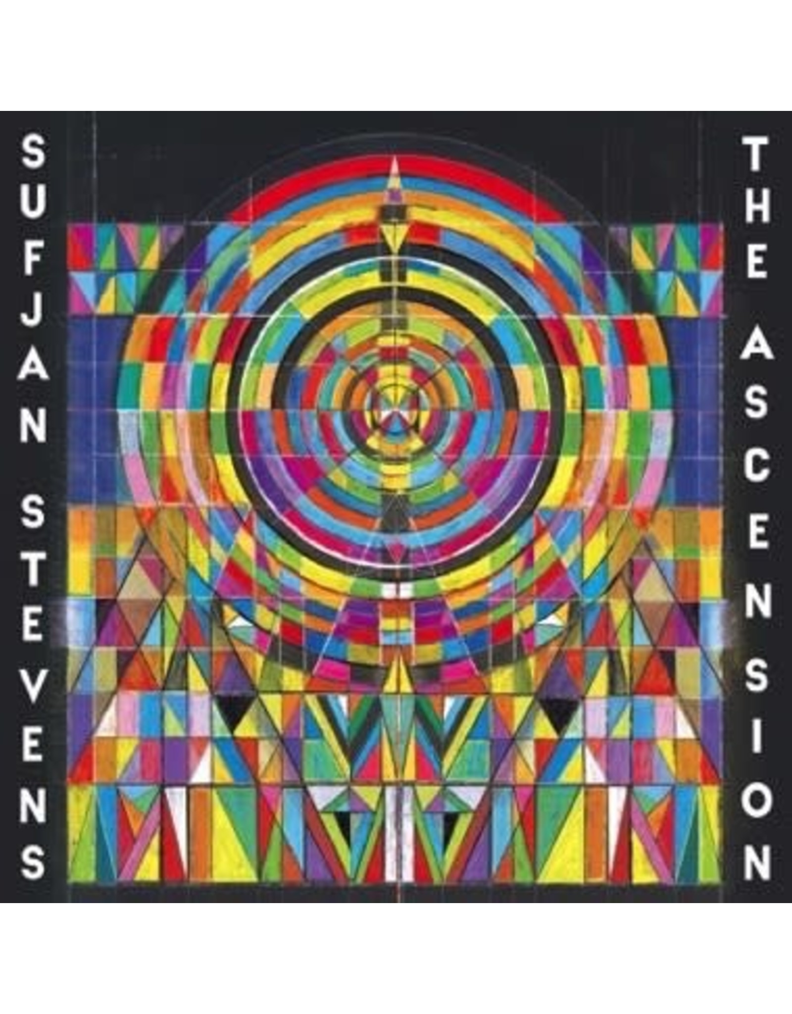New Vinyl Sufjan Stevens - The Ascension 2LP