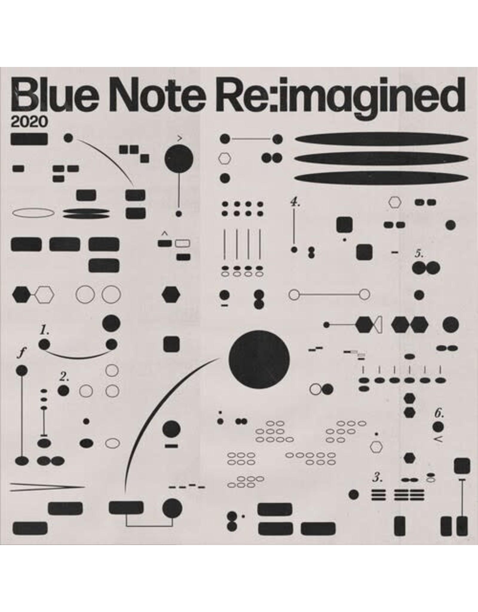 New Vinyl Various - Blue Note Re:imagined 2LP