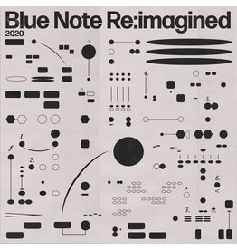 New Vinyl Various - Blue Note Re:imagined 2LP