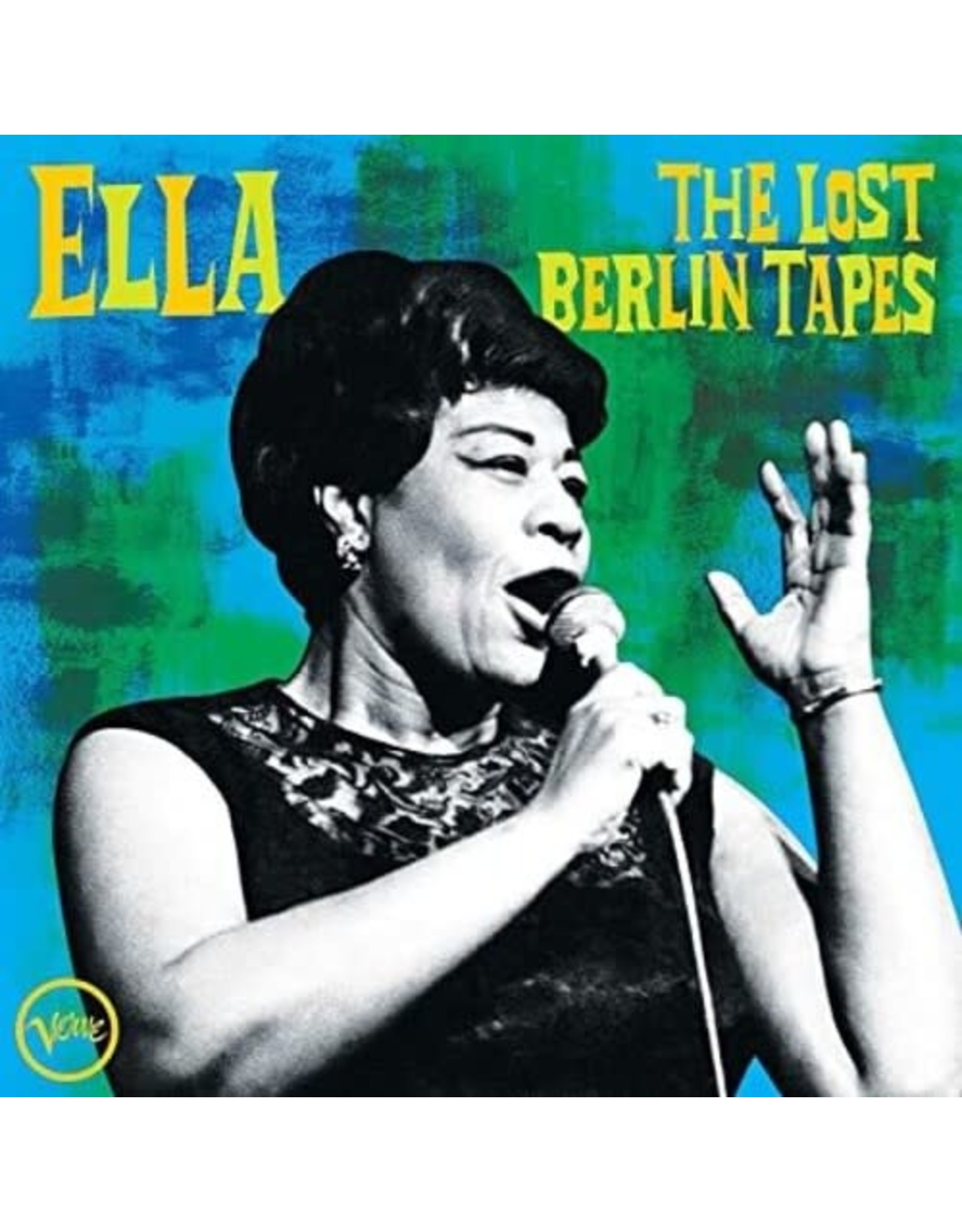 New Vinyl Ella Fitzgerald - The Lost Berlin Tapes 2LP