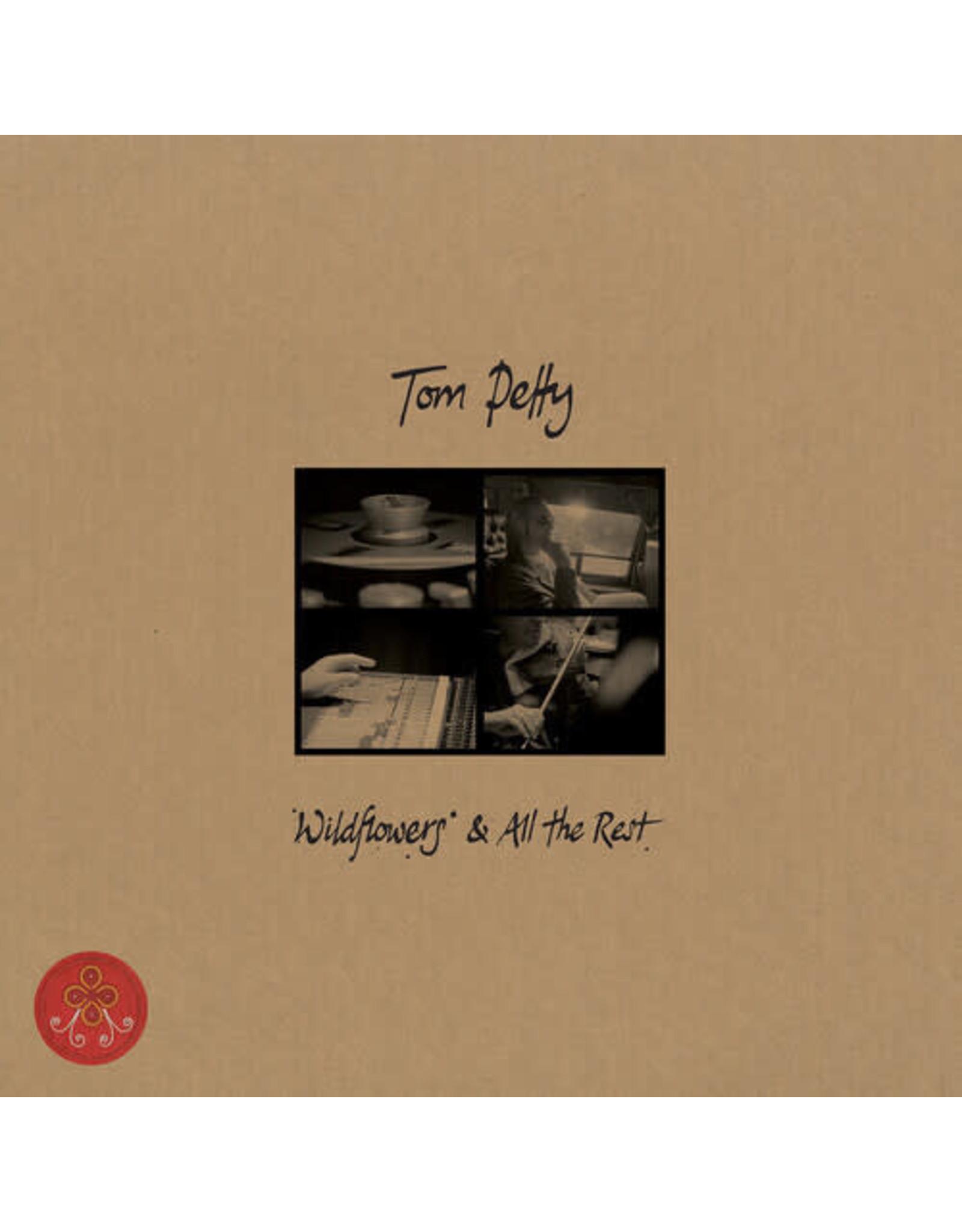 New Vinyl Tom Petty - Wildflowers & All The Rest 3LP