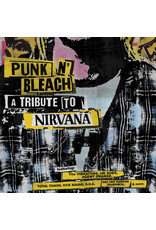 New Vinyl Various - Punk N' Bleach: A Punk Tribute To Nirvana LP