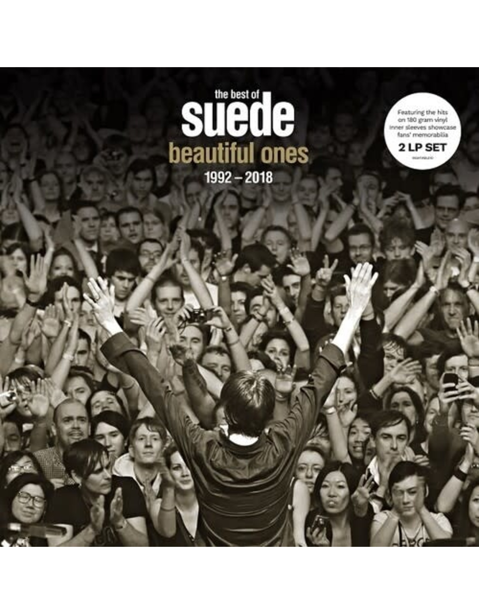 New Vinyl Suede - Beautiful Ones: The Best Of Suede 1992-2018 2LP
