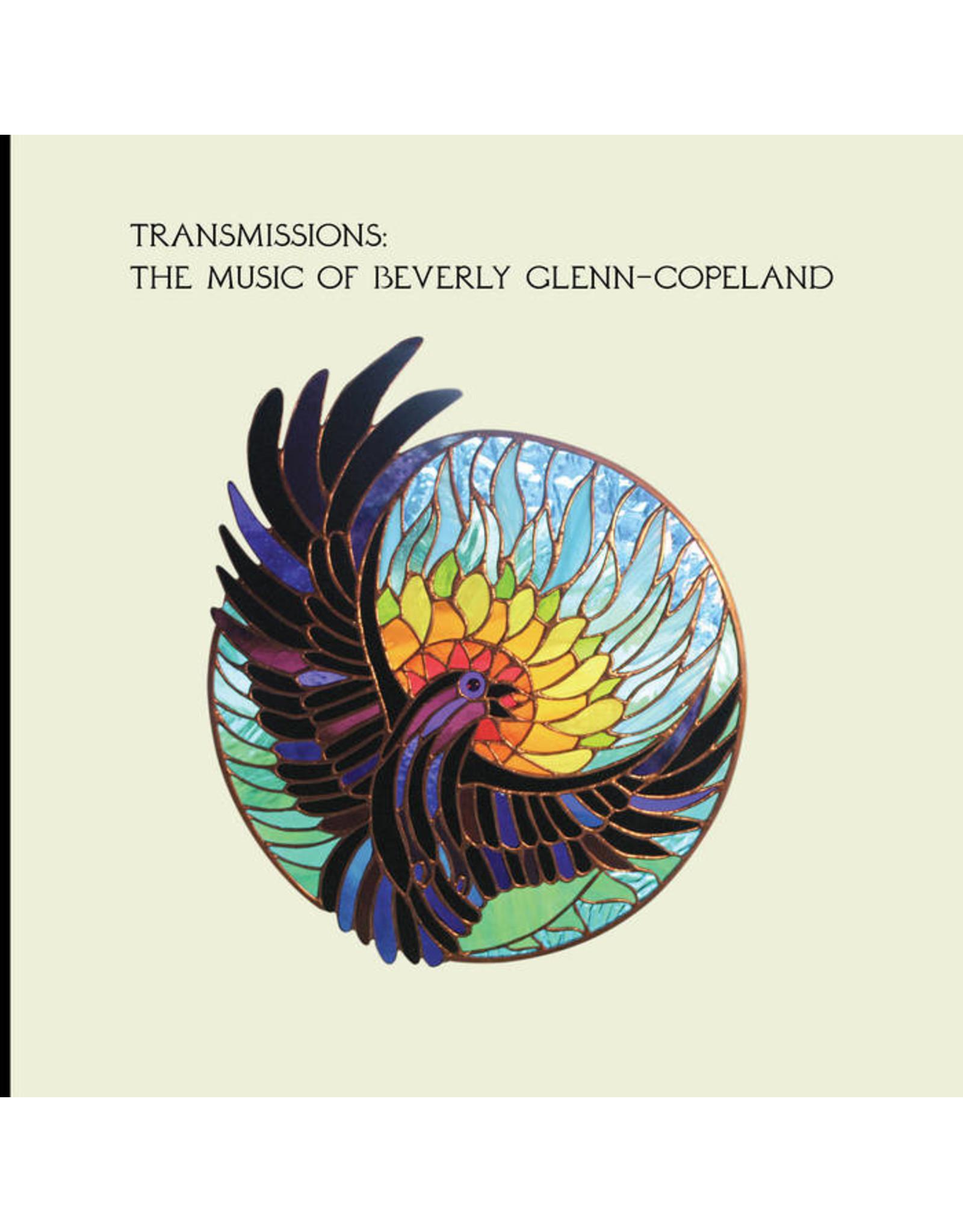 "New Vinyl Beverly Glenn-Copeland - Transmissions LP+7"""