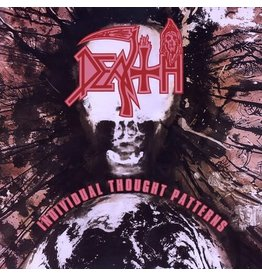 New Vinyl Death - Individual Thought Patterns (Clear/Splatter) LP