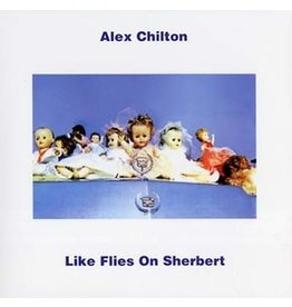 New Vinyl Alex Chilton - Like Flies On Sherbert (Clear) LP