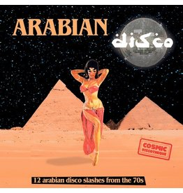 New Vinyl Various - 12 Arabian Disco Slashes From The 70s LP
