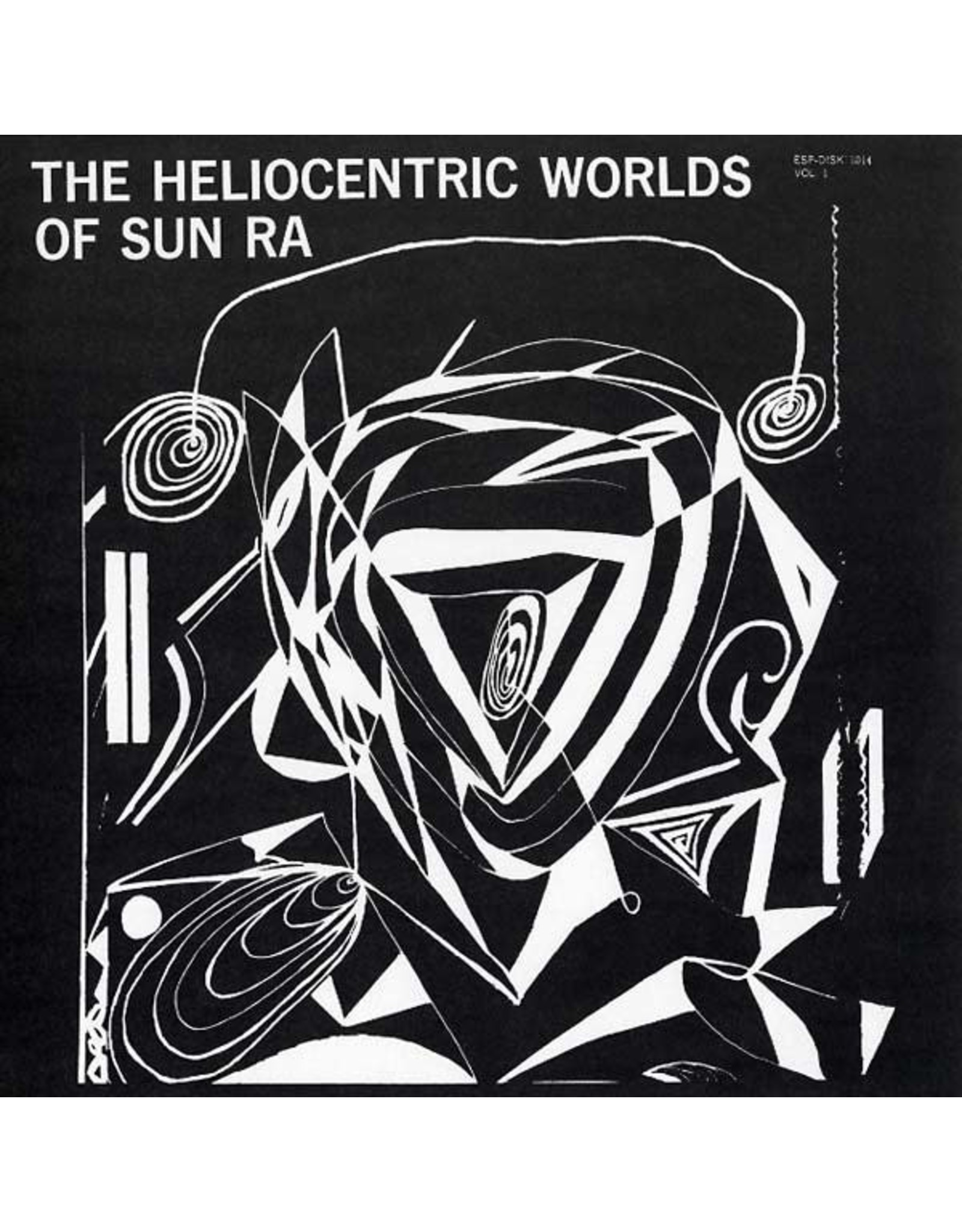 New Vinyl Sun Ra  - Heliocentric Worlds Vol. 1 LP