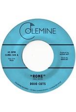 """New Vinyl Dojo Cuts - Rome (Colored) 7"""""""