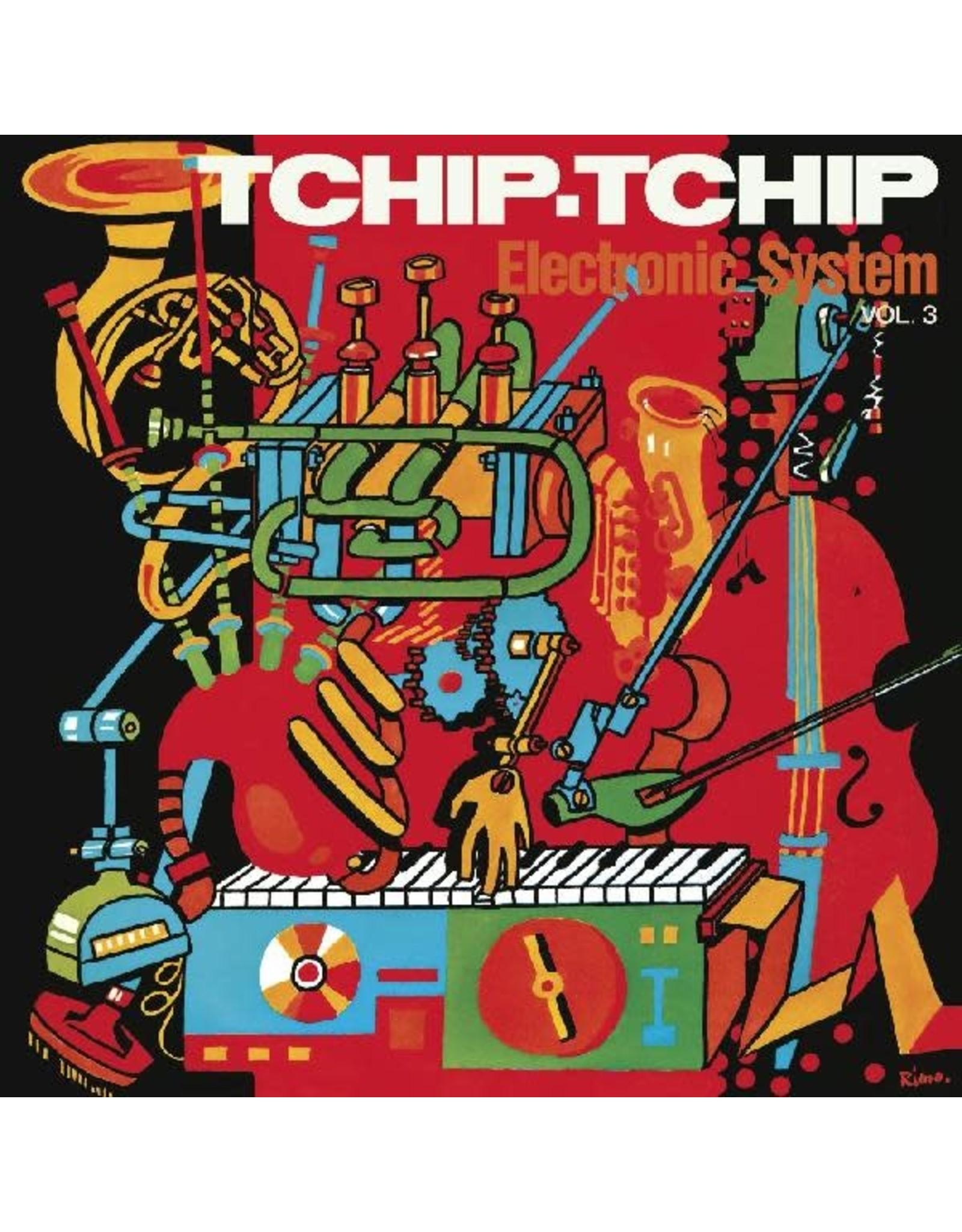 New Vinyl The Electronic System - Tchip Tchip // Vol. 3 (Colored) LP