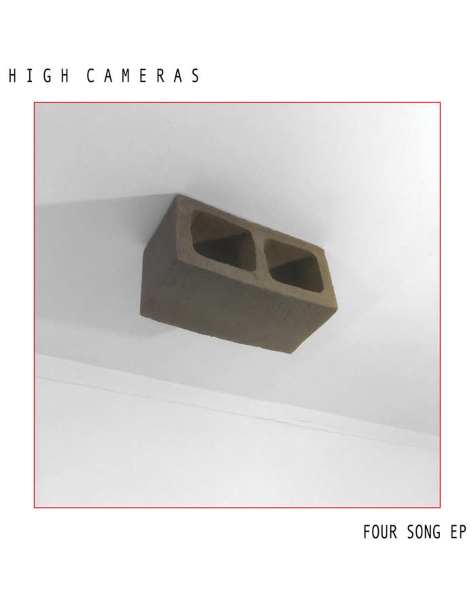 New Vinyl High Cameras - Four Song EP 12""