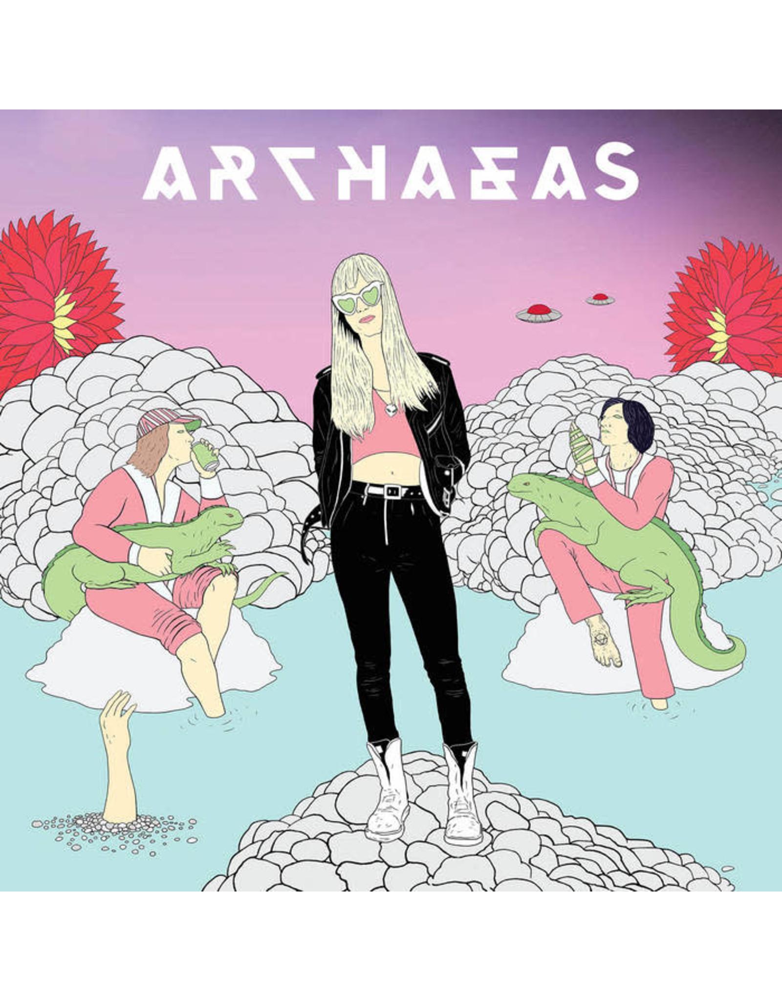 New Vinyl The Archaeas - S/T LP