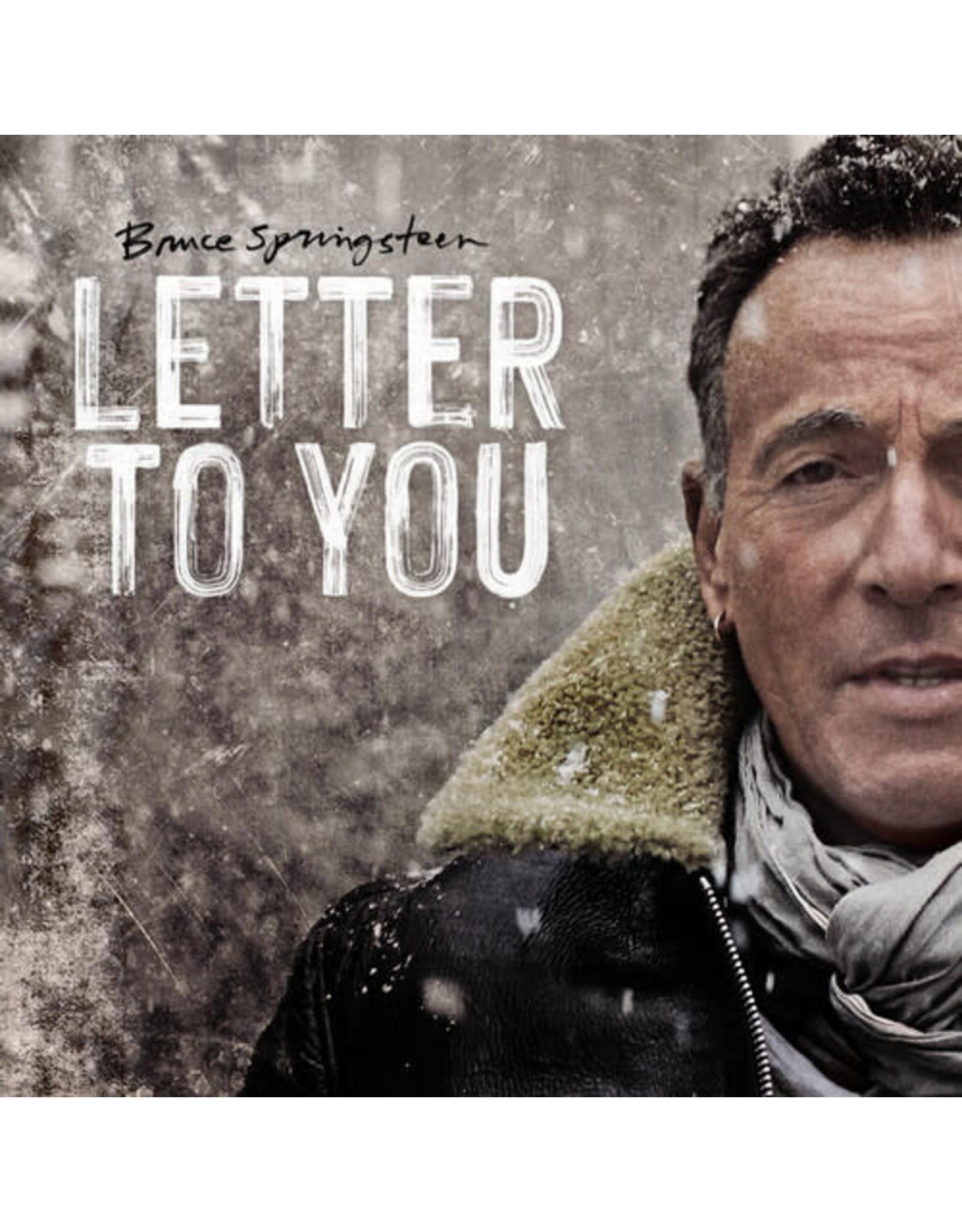 New Vinyl Bruce Springsteen - Letter To You 2LP