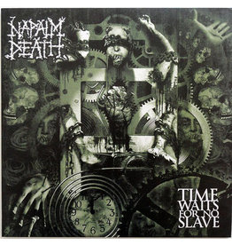 New Vinyl Napalm Death - Time Waits For No Slave (Decibel Edition, Colored)