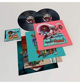 New Vinyl Gorillaz - Song Machine Season One: Deluxe Edition 2LP+CD+Book+Extras