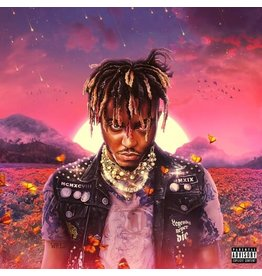 New Vinyl Juice Wrld - Legends Never Die 2LP