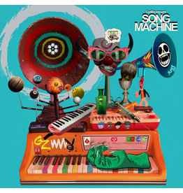 New Vinyl Gorillaz - Song Machine Season One (Colored) LP