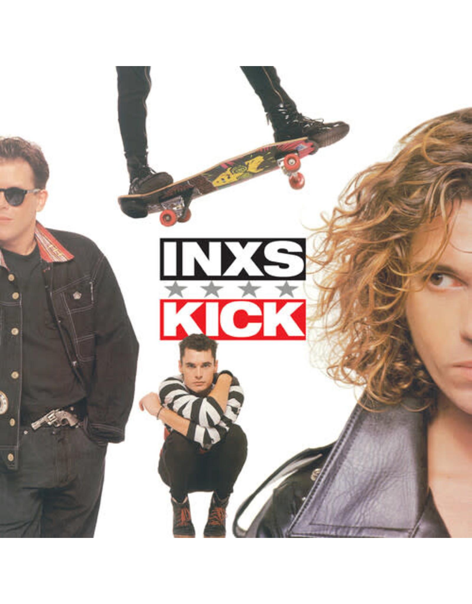 New Vinyl INXS - Kick LP