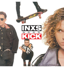 New Vinyl INXS - Kick LP