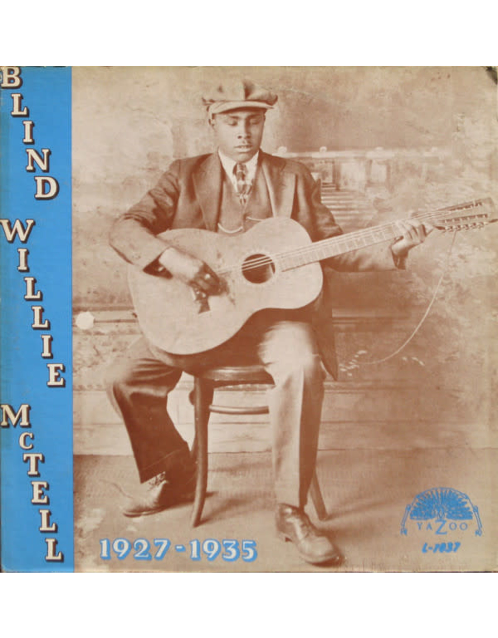 New Vinyl Blind Willie McTell - 1927-1935 LP