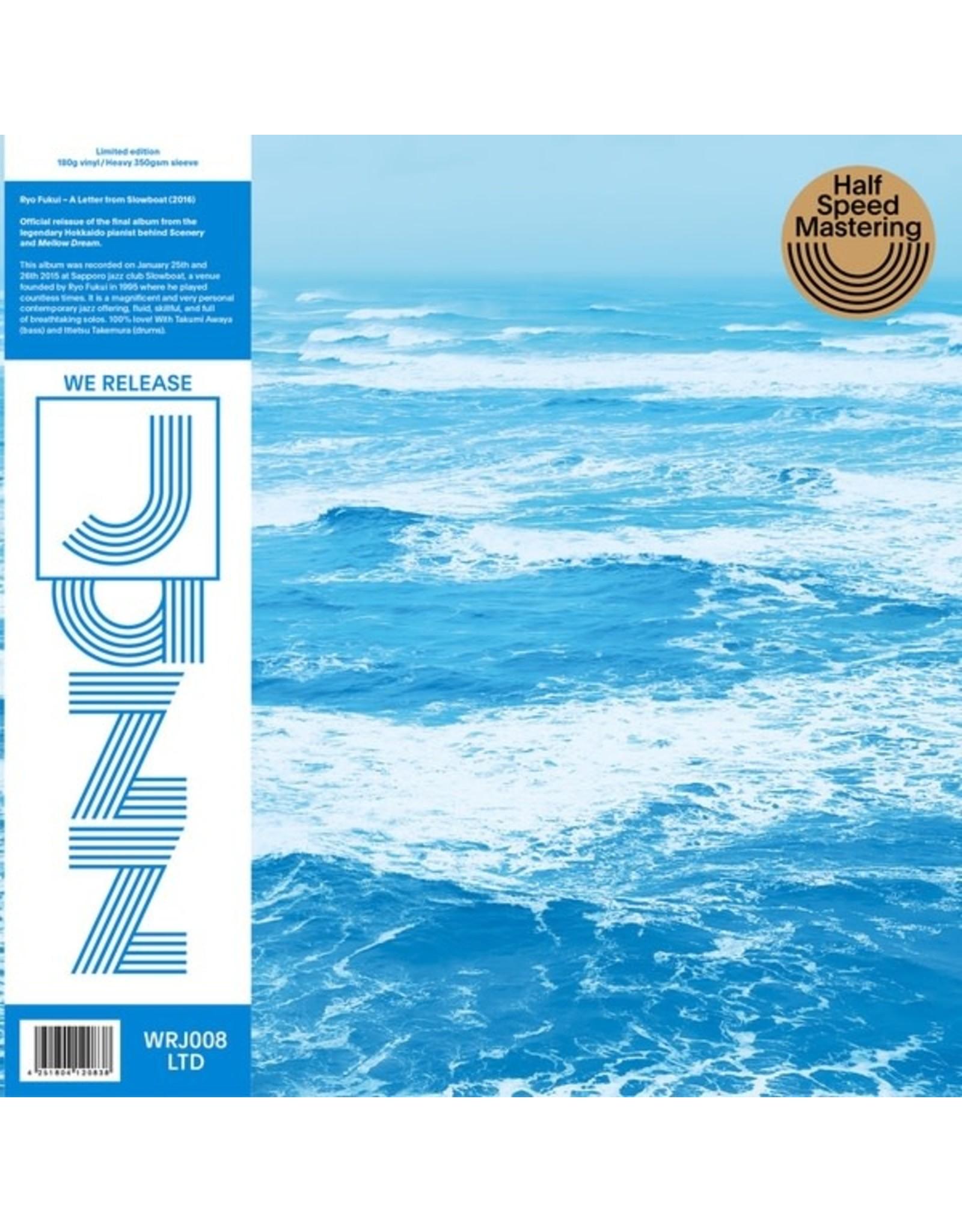 New Vinyl Ryo Fukui - A Letter From Slowboat LP