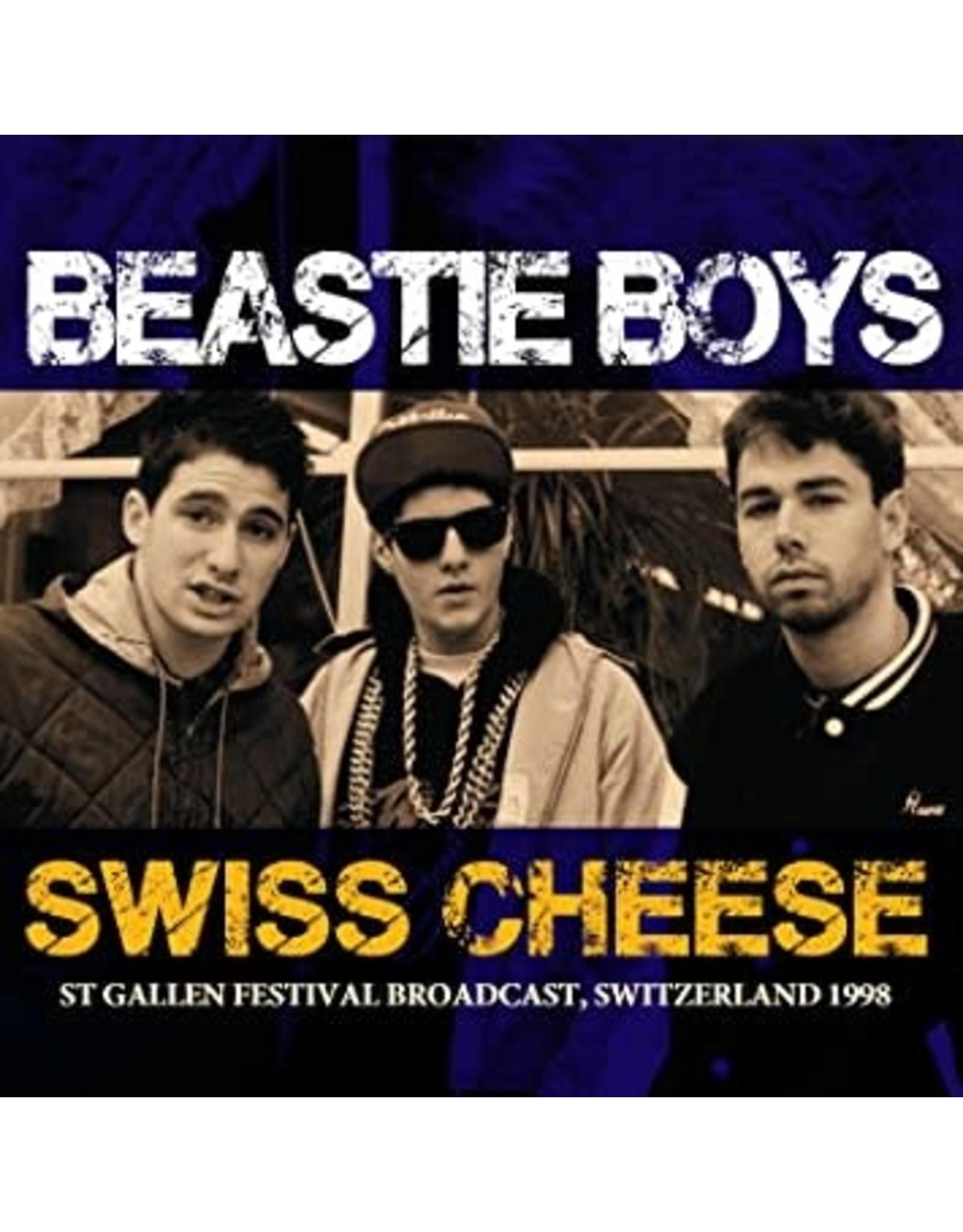 New Vinyl Beastie Boys - Swiss Cheese 2LP
