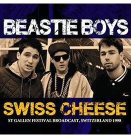 New Vinyl Beastie Boys - Swiss Cheese 2LP