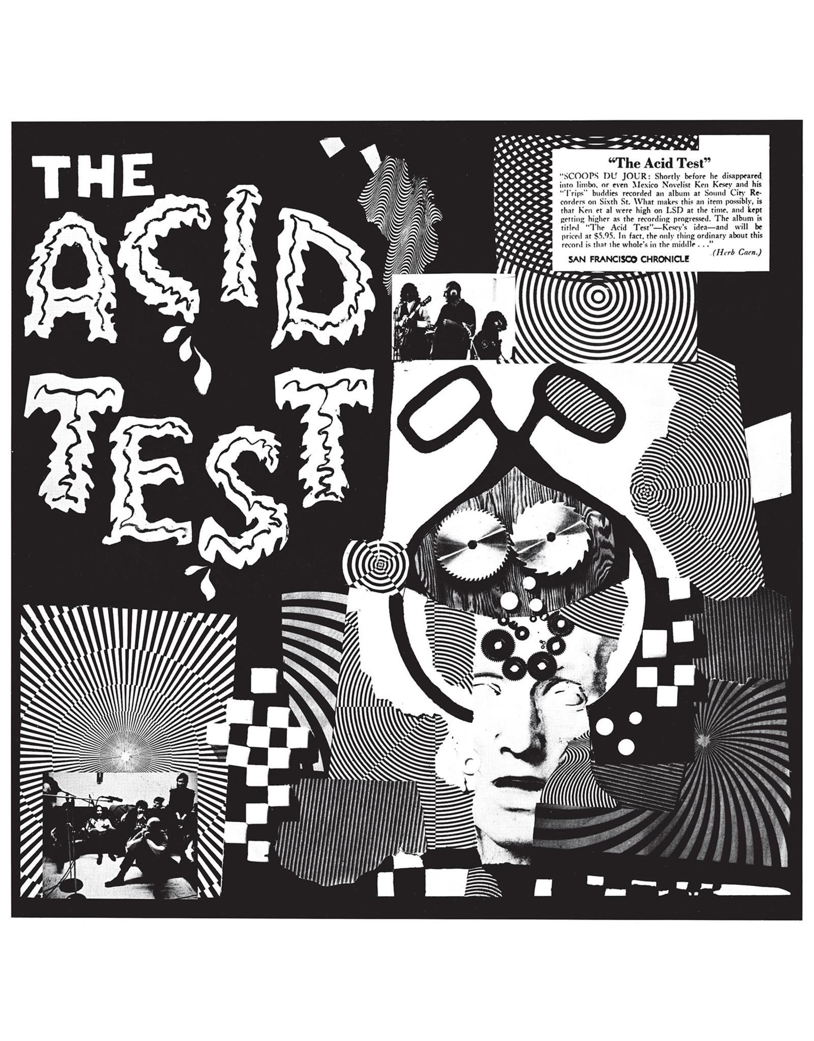 New Vinyl Ken Kesey - The Acid Test (Colored) LP