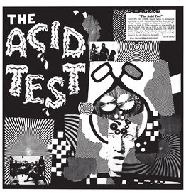 New Vinyl Ken Kesey - The Acid Test (Colored) LP