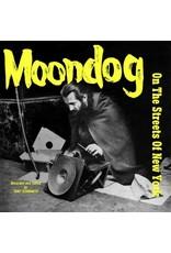 New Vinyl Moondog - On The Streets Of New York LP