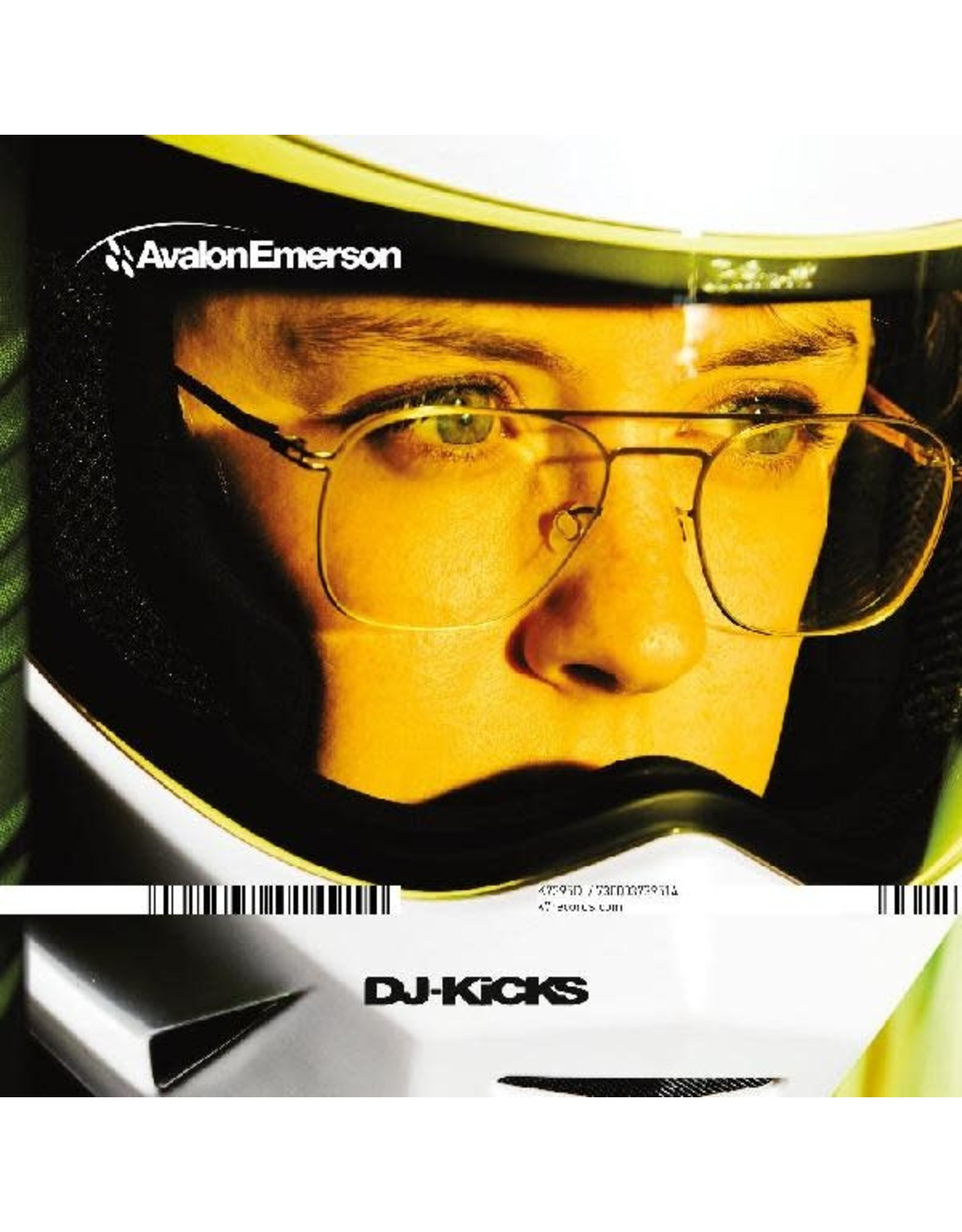 New Vinyl Avalon Emerson - DJ-Kicks 2LP