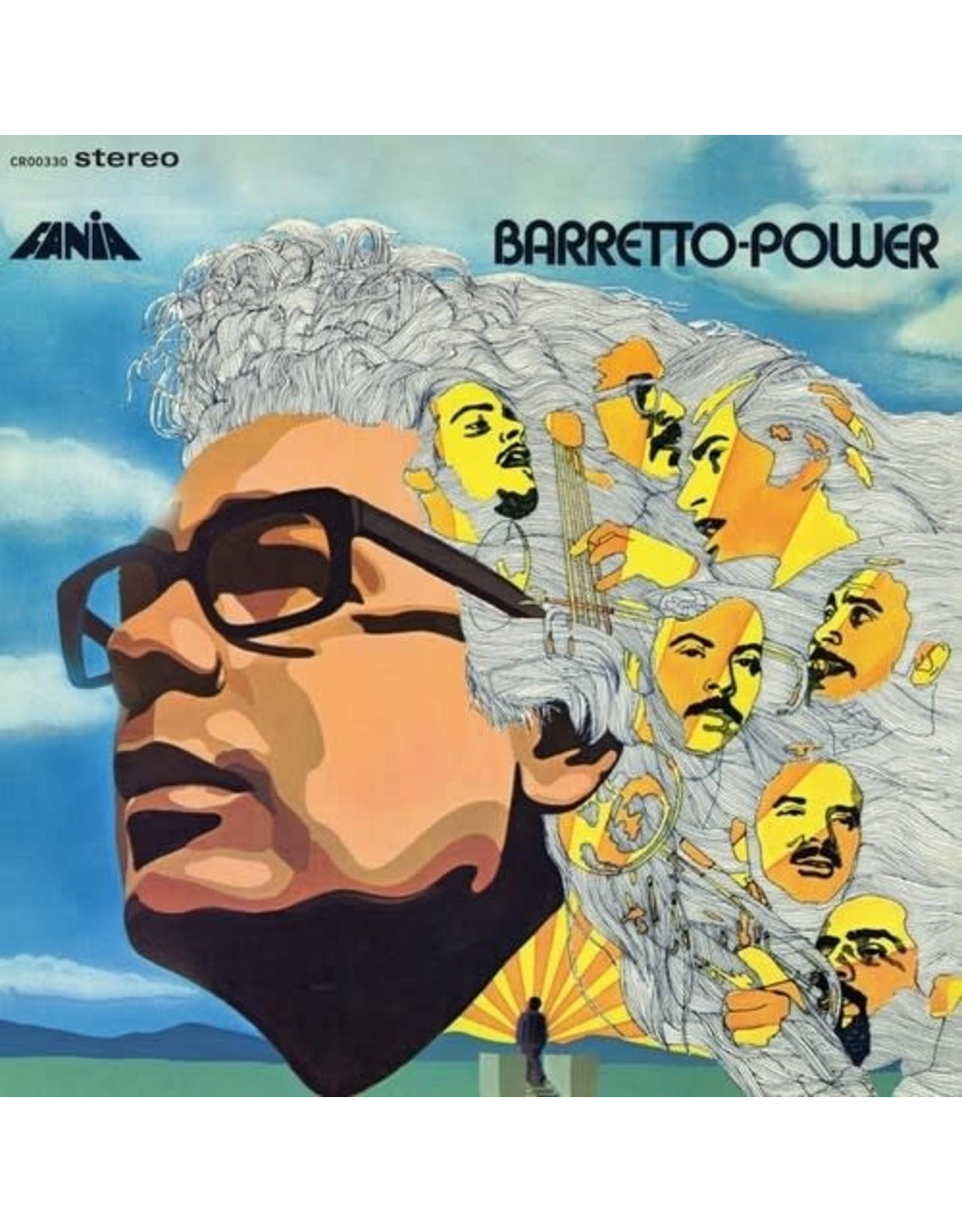 New Vinyl Ray Barretto - Barretto Power LP