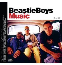 New Vinyl Beastie Boys - Beastie Boys Music 2LP