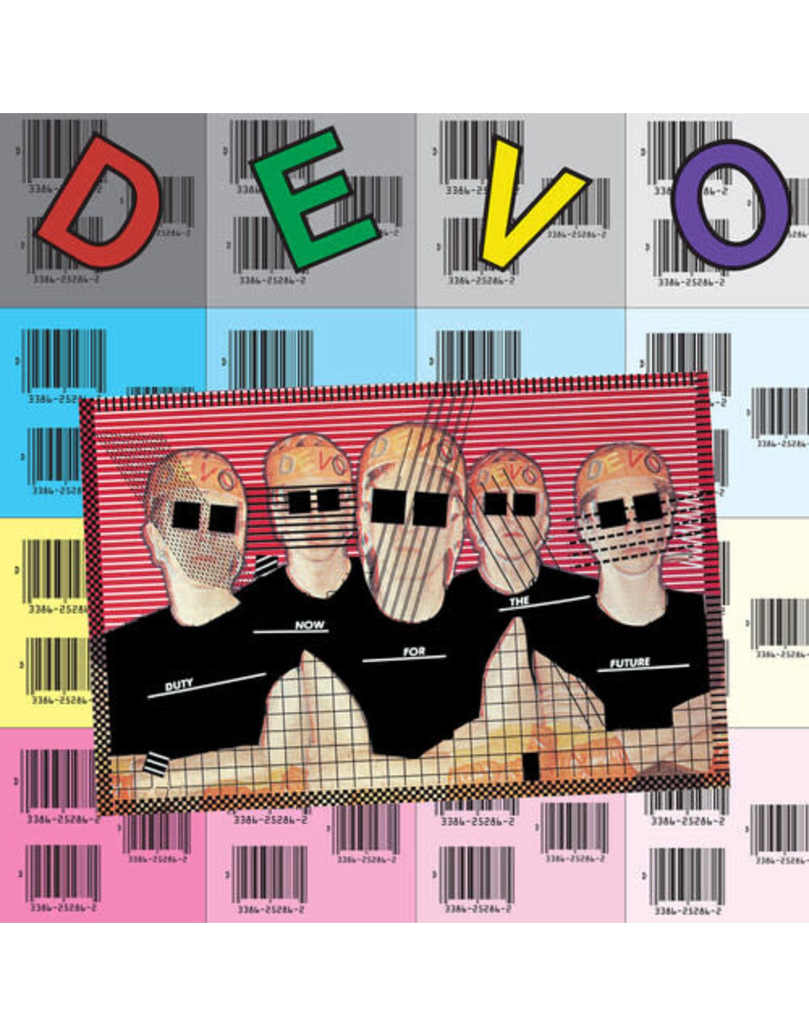 New Vinyl Devo - Duty Now For The Future (Colored) LP
