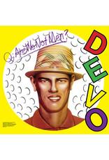 New Vinyl Devo - Q: Are We Not Men? A: We Are Devo!(Colored) LP