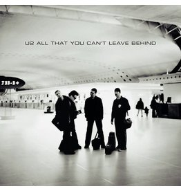 New Vinyl U2 - All That You Can't Leave Behind 2LP