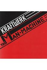 New Vinyl Kraftwerk - Man-Machine (Spezial Edition Fabriges) LP