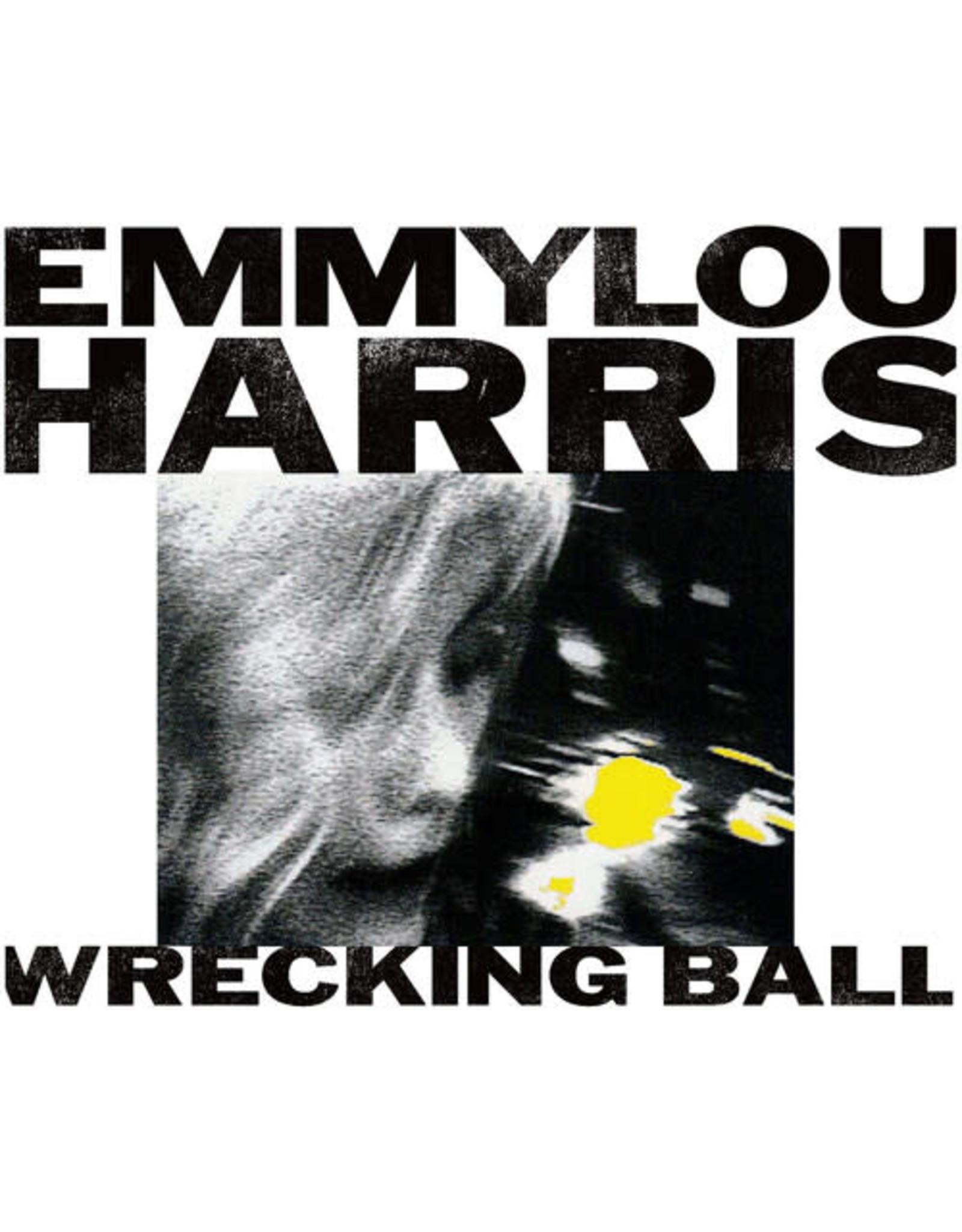 New Vinyl Emmylou Harris - Wrecking Ball (Clear) LP